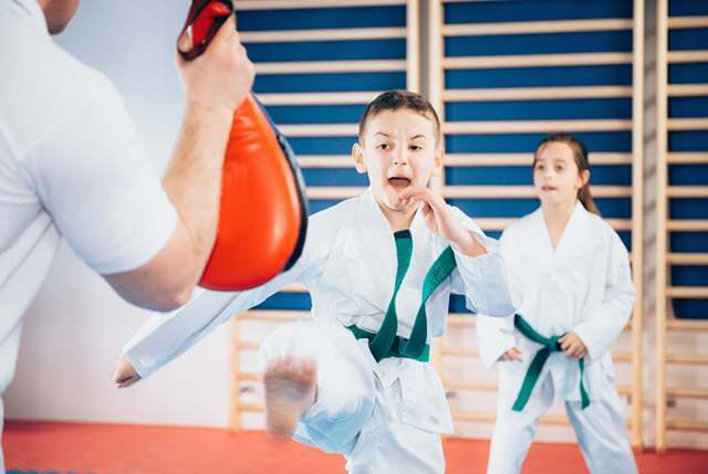 Fitness, House of Courage Karate Cedar Hill, TX