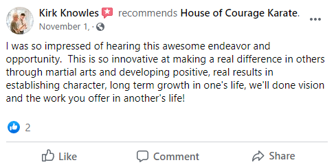 Adult1, House of Courage Karate Cedar Hill, TX