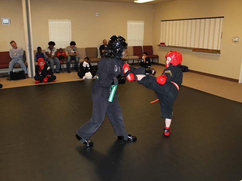K1, House of Courage Karate Cedar Hill, TX