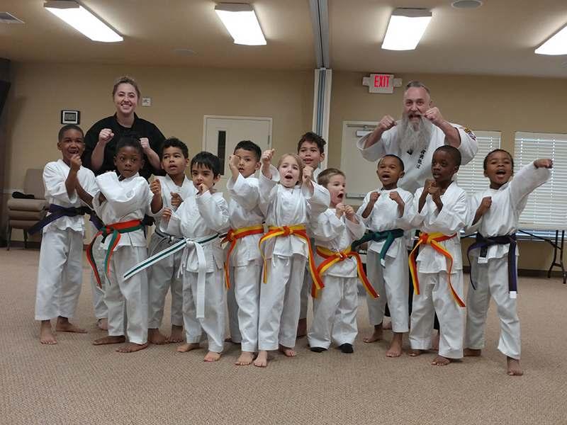P1, House of Courage Karate Cedar Hill, TX