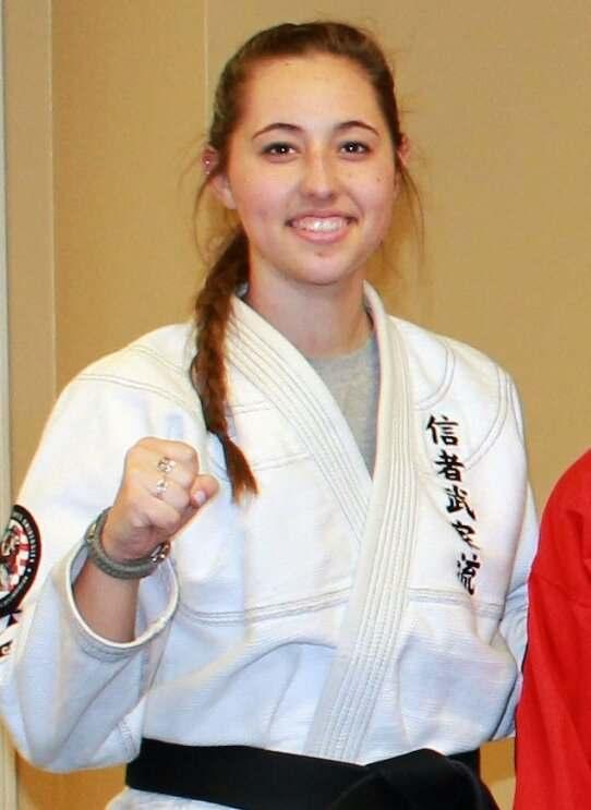 Rsz Optimized Sydney Bio Pic, House of Courage Karate Cedar Hill, TX